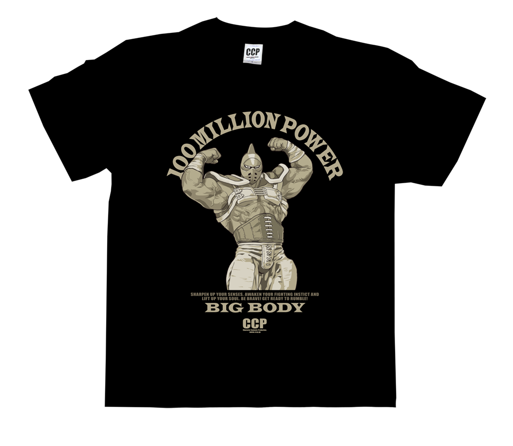 CCP ビッグボディ Tシャツ