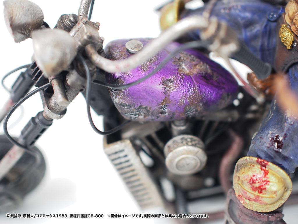 北斗究極造形シリーズ第二弾 ジャギ